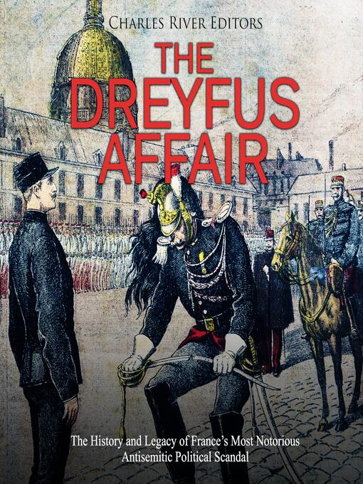 Cover of The Dreyfus Affair