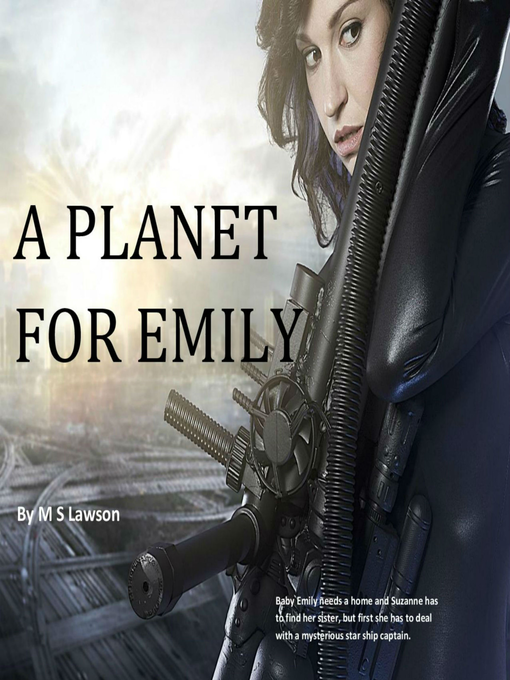 Cover of A Planet for Emily