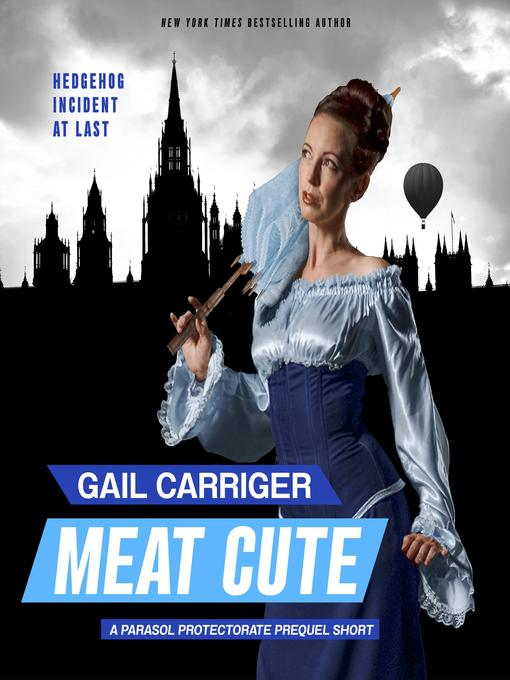 Cover image for Meat Cute