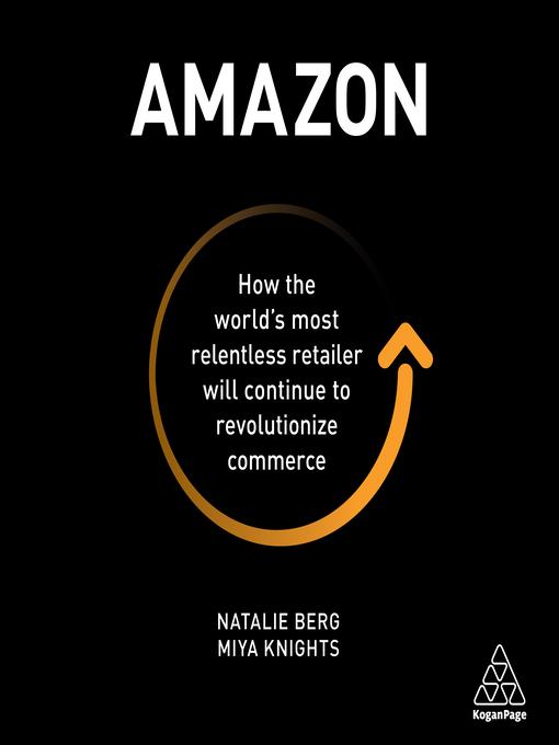 Title details for Amazon by Natalie Berg - Wait list