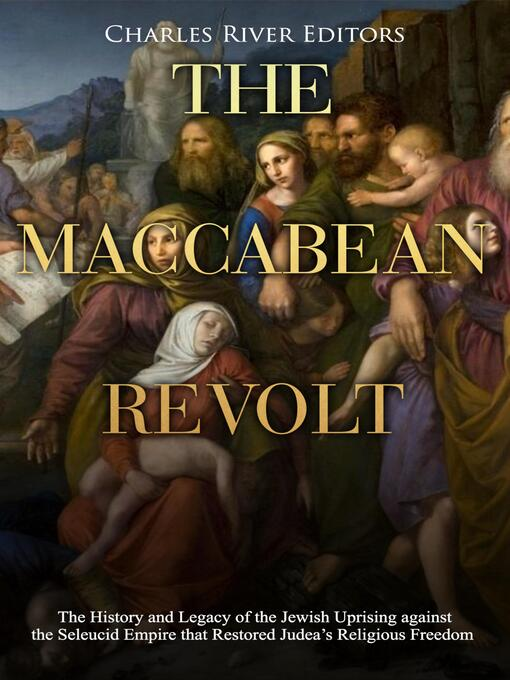 Cover of The Maccabean Revolt