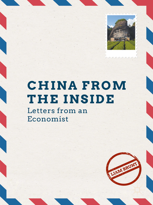 Title details for China from the Inside by Liam Brunt - Wait list
