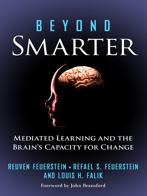 Title details for Beyond Smarter by Reuven Feuerstein - Available
