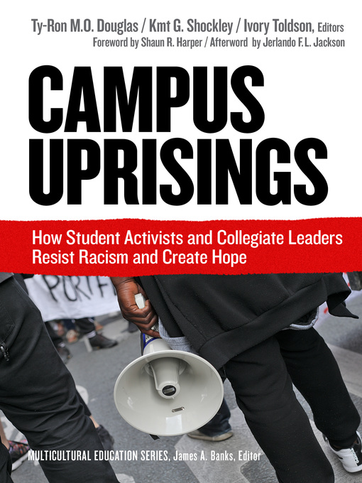 Title details for Campus Uprisings by Ty-Ron M.O. Douglas - Available