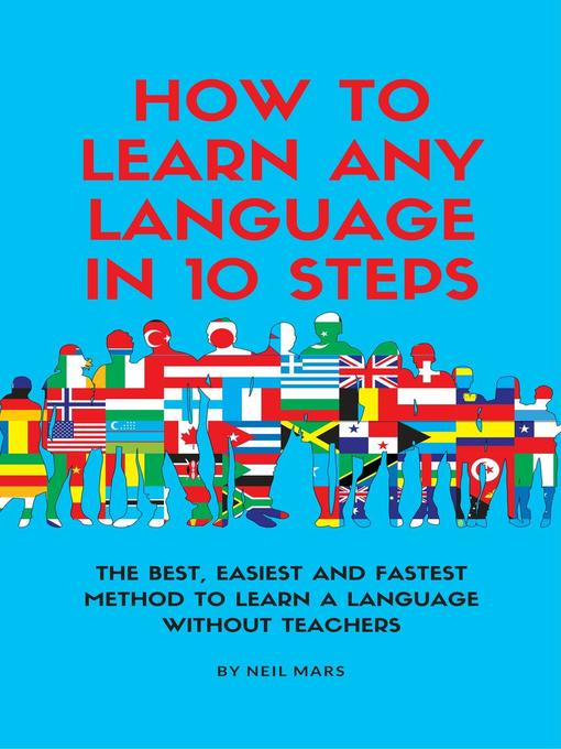 Cover of How to Learn Any language in 10 Steps