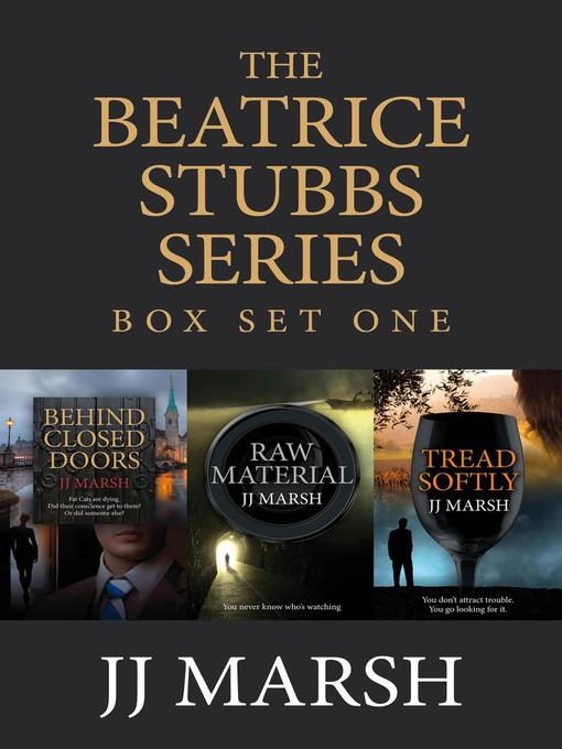 Title details for The Beatrice Stubbs Series Boxset One by JJ Marsh - Wait list