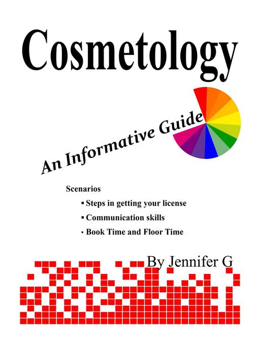 Title details for Cosmetology by Jennifer G - Available
