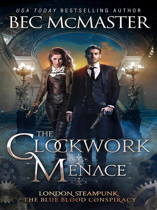 Cover of The Clockwork Menace