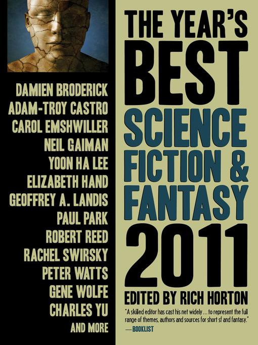 Title details for The Year's Best Science Fiction & Fantasy, 2011 Edition by Rich Horton - Available