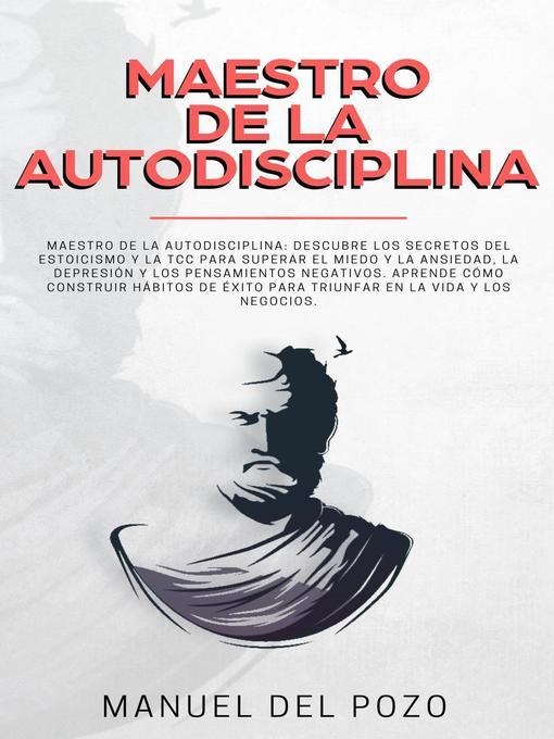 Title details for Maestro de la Autodisciplina by MANUEL DEL POZO - Available