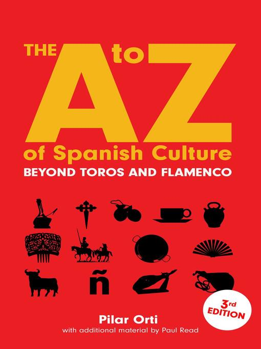 The a to Z of Spanish Culture. Updated