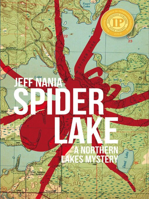 Title details for Spider Lake by Jeff Nania - Wait list