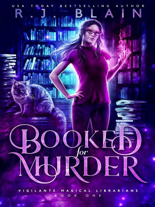 Title details for Booked for Murder by R.J. Blain - Available