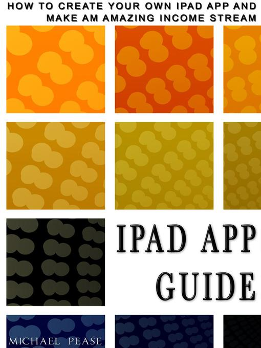 Title details for iPad App Guide by Michael Pease - Available
