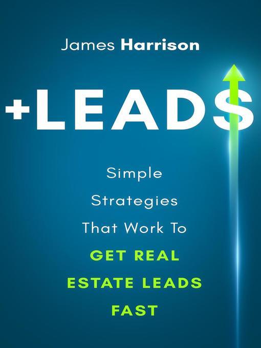 Title details for +Leads by James Harrison - Wait list