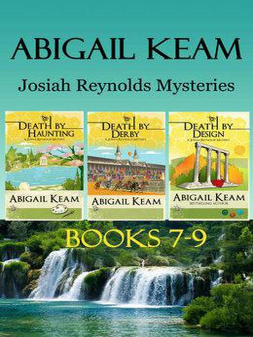 Cover image for Josiah Reynolds Mystery Box Set 3 (Books 7-9)