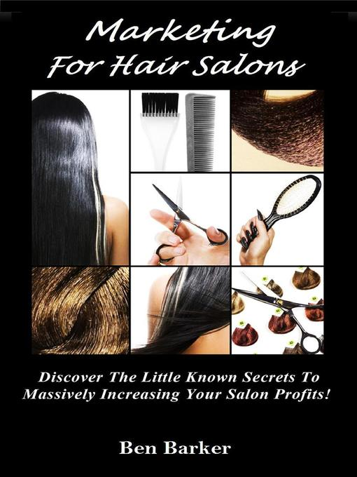 Title details for Marketing For Hair Salons by Ben Barker - Available
