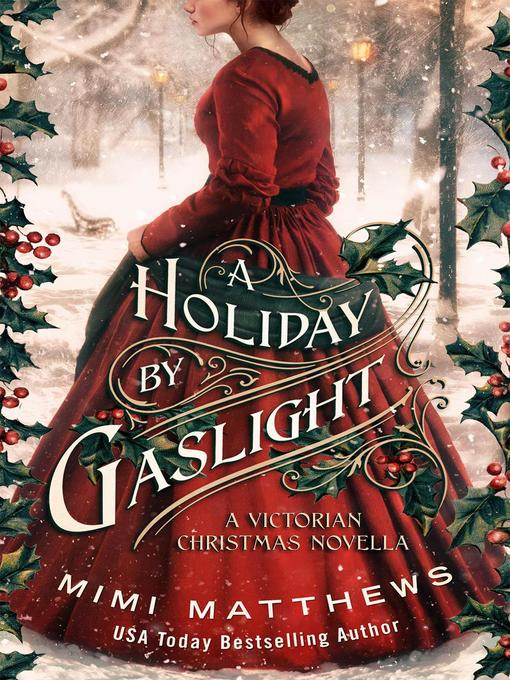 Cover image for A Holiday by Gaslight