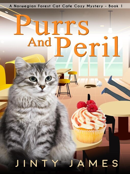 Title details for Purrs and Peril by Jinty James - Available