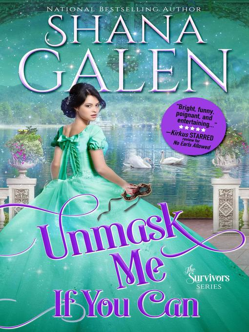 Title details for Unmask Me If You Can by Shana Galen - Wait list