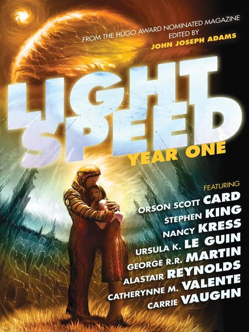Title details for Lightspeed by John Joseph Adams - Available