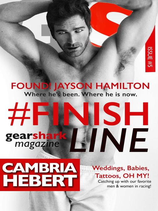 Title details for #FinishLine by Cambria Hebert - Available