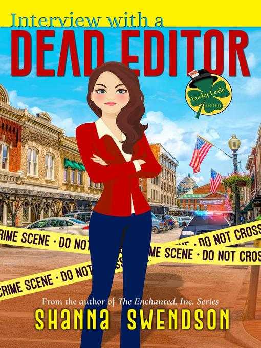 Title details for Interview with a Dead Editor by Shanna Swendson - Available