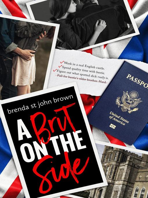 Title details for A Brit on the Side by Brenda St John Brown - Available