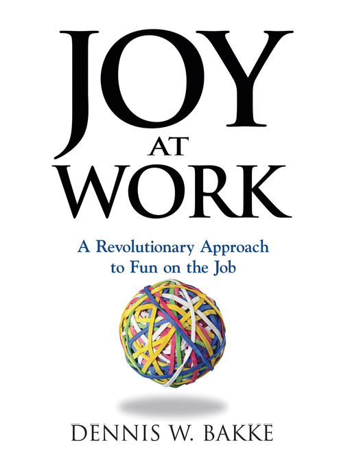 Cover of Joy at Work