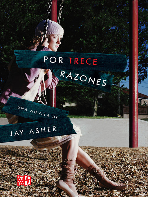 Cover of Por trece razones