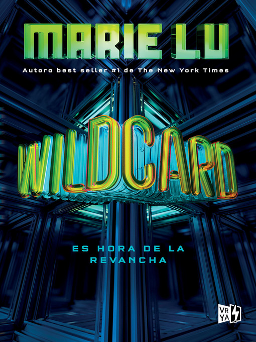 Title details for Wildcard by Marie Lu - Available