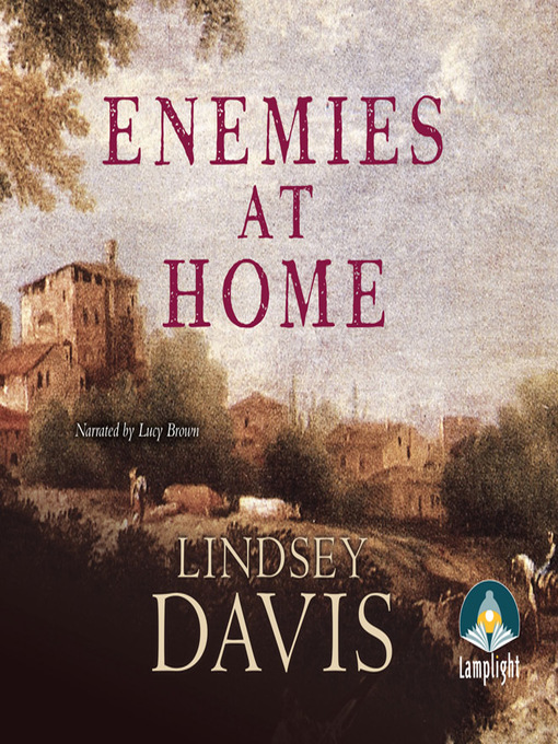 Title details for Enemies At Home by Lindsey Davis - Available