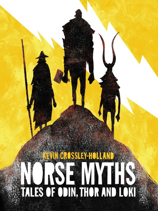 Title details for Norse Myths by Kevin Crossley-Holland - Wait list