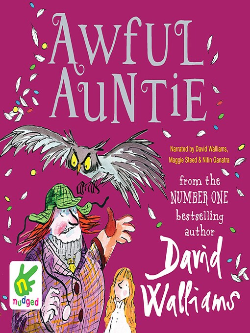 Title details for Awful Auntie by David Walliams - Wait list
