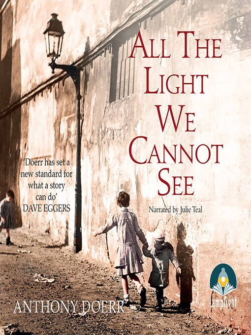 Title details for All the Light We Cannot See by Anthony Doerr - Wait list