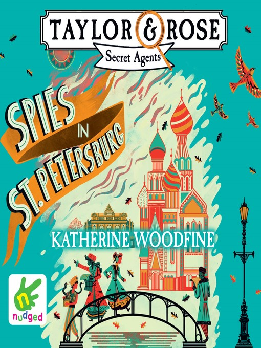 Title details for Spies in St Petersburg by Katherine Woodfine - Available