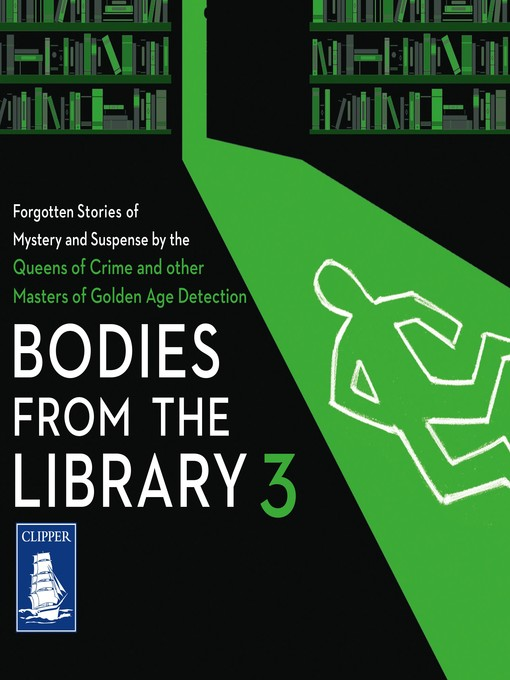 Title details for Bodies from the Library 3 by Tony Medawar - Wait list