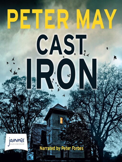 Title details for Cast Iron by Peter May - Available