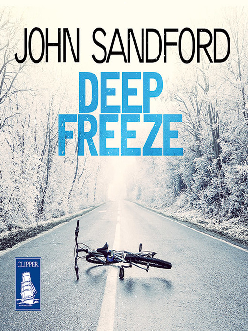 Title details for Deep Freeze by John Sandford - Wait list