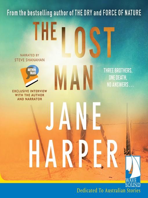 Title details for The Lost Man by Jane Harper - Wait list