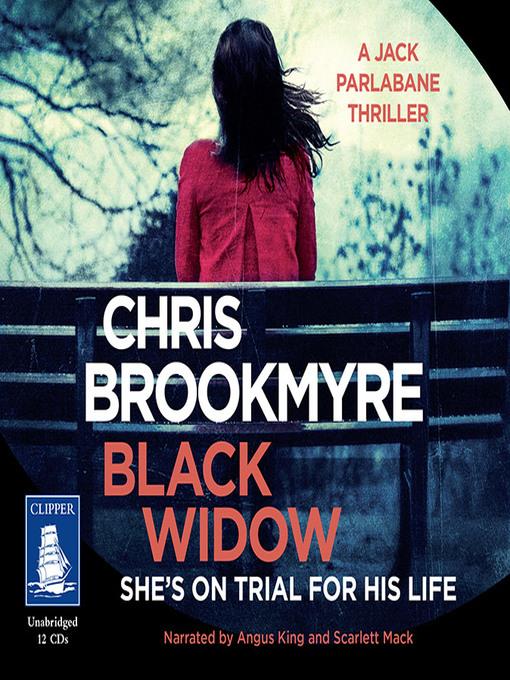 Title details for Black Widow by Chris Brookmyre - Wait list
