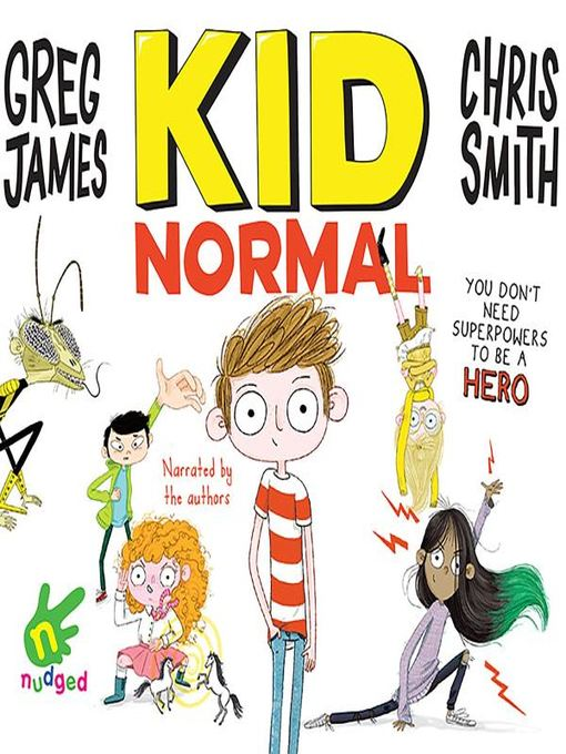Title details for Kid Normal by Chris Smith - Available