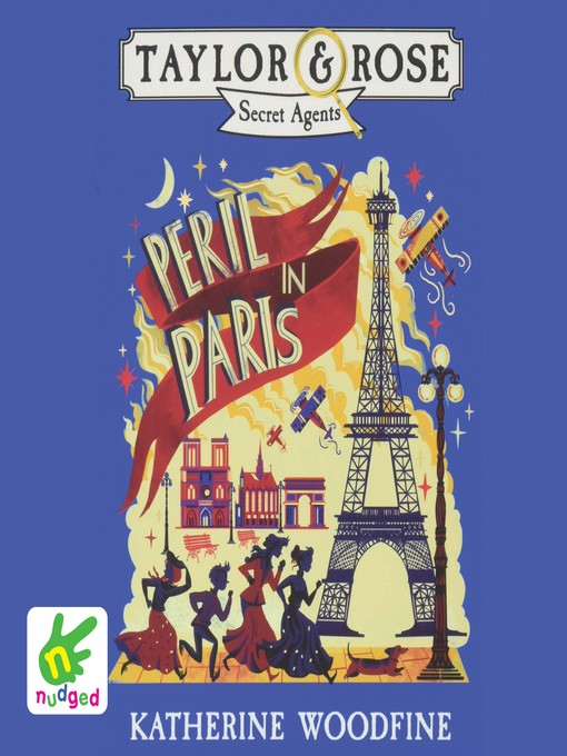 Title details for Peril in Paris by Katherine Woodfine - Available