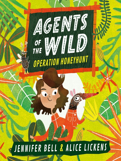 Title details for Operation Honeyhunt by Jennifer Bell - Available