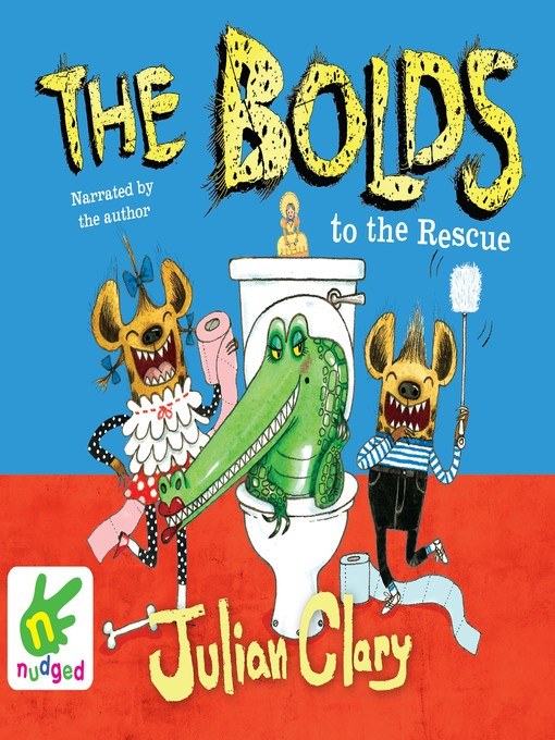 Title details for The Bolds to the Rescue by Julian Clary - Wait list
