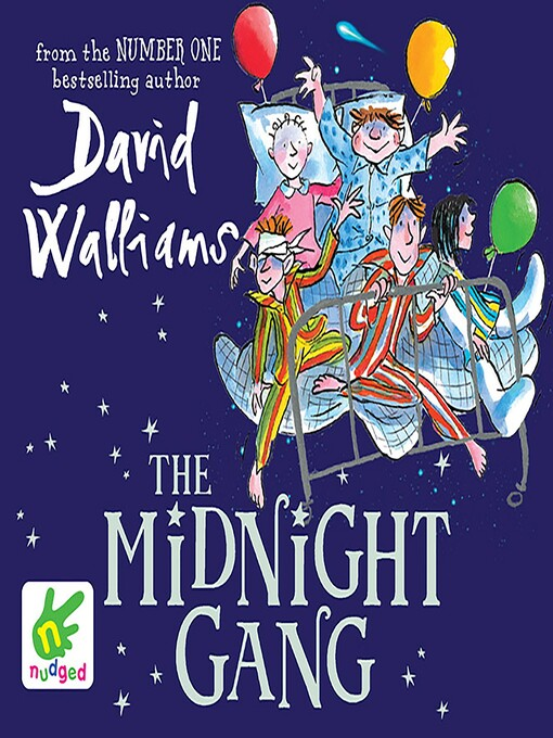Title details for The Midnight Gang by David Walliams - Wait list