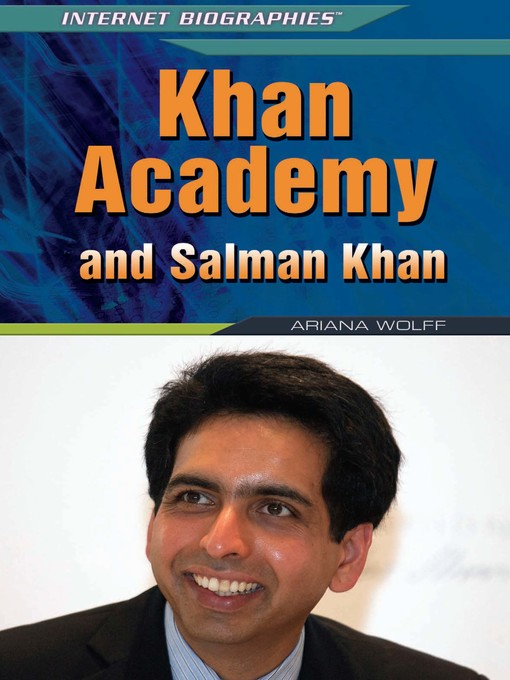 Cover of Khan Academy and Salman Khan