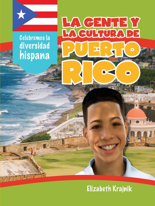 Cover of La gente y la cultura de Puerto Rico (The People and Culture of Puerto Rico)