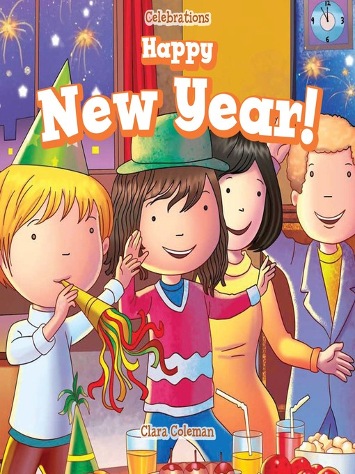 Title details for Happy New Year! by Clara Coleman - Available