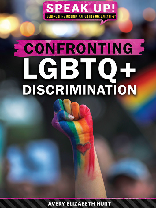 Cover of Confronting LGBTQ+ Discrimination